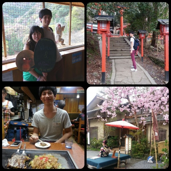 3d. Arashiyama fun