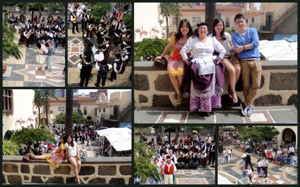 LPA Easter 2013 Pueblo Canario