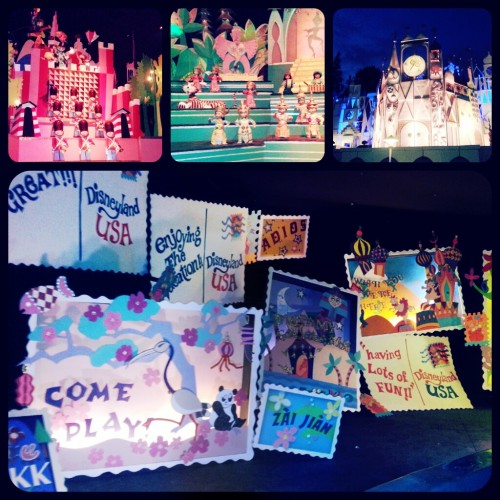 It's a small world <3