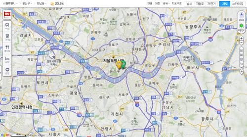 Daum Maps