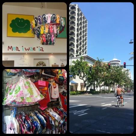 Waikiki first views