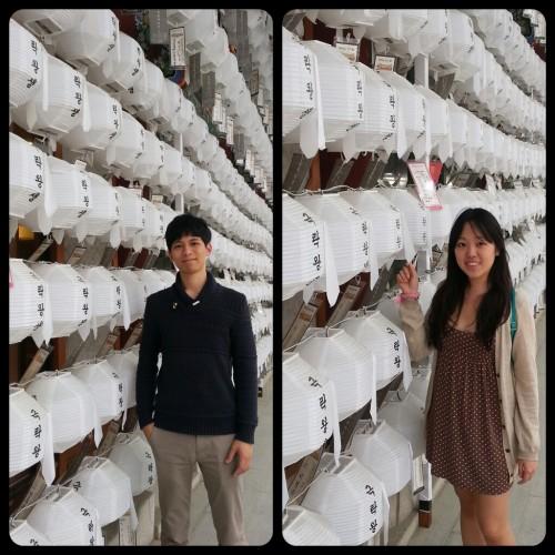 jogyesa white lanters