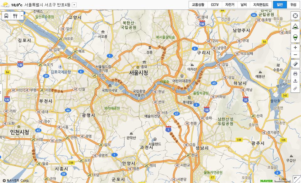 Naver Maps vs Daum Maps – whereismimiyu