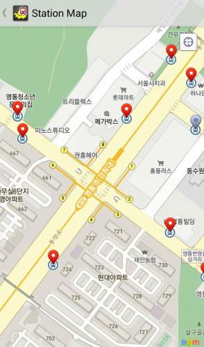 NearbyMap