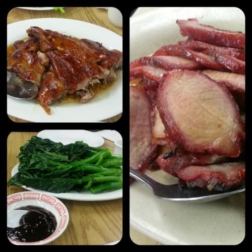 Yummy Chinese food, HK style
