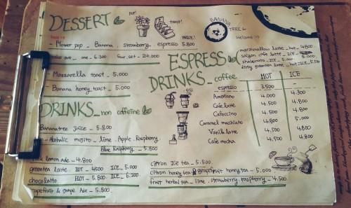 03. menu