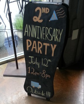 2nd anniversary!