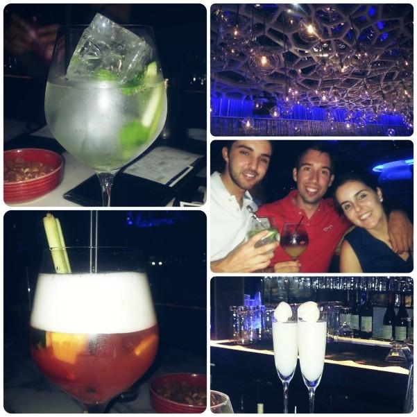 HK cocktails