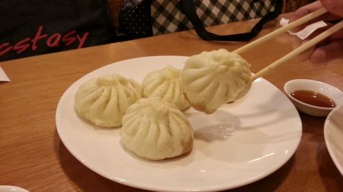 Tianjin baozi!