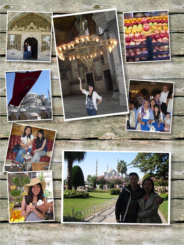 Memories from our trip t Turkey in 2009