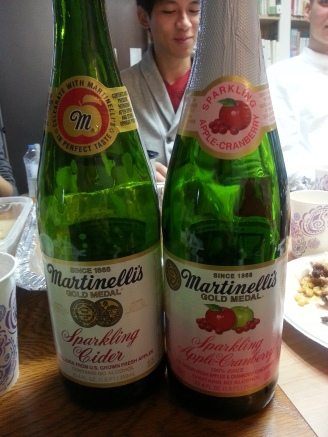 Apple Cider from Martinellis