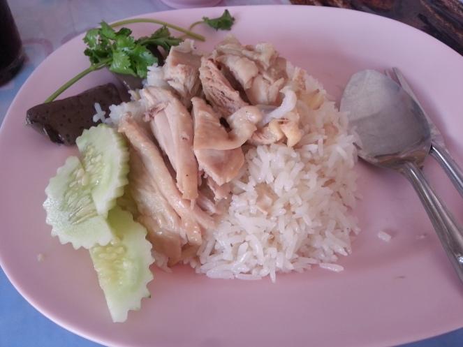 pai chicken rice