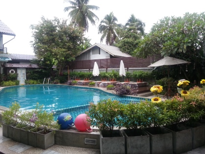 The pai club pool