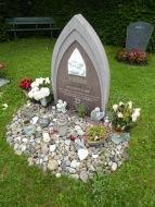 P Cemetery baby