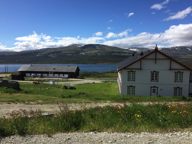 05. Hjerkinn Fjellstue (hotel) 1